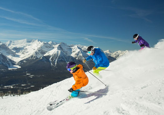 Ski holidays in London
